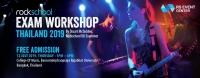 Rockschool Exam Workshop Thailand 2019 by Stuart McFadden