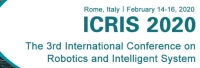 2020 The 3rd International Conference on Robotics and Intelligent System (ICRIS 2020)