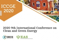 2020 9th International Conference on Clean and Green Energy (ICCGE 2020)