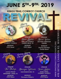 King's Trail Cowboy Church Revival