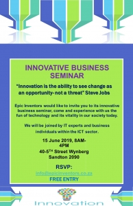 Innovative Business Seminar