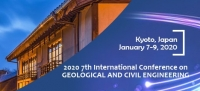 2020 7th International Conference on Geological and Civil Engineering (ICGCE 2020)