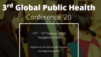 The 3rd  Global Public Health Conference 2020 – (GlobeHeal 2020)
