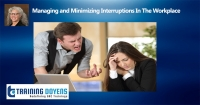 Webinar on Smart ways of Managing and minimizing workplace interruptions: how to create a win-win for all?