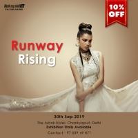 Runway Rising at Delhi - BookMyStall