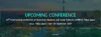 30th International conference on Economics, Business and Social Sciences (ICEBSS)