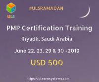 PMP Online Certification Training Course in Riyadh, Saudi Arabia