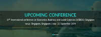 31st International conference on Economics, Business and Social Sciences (ICEBSS),
