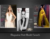 2019 Free Magazine Model Contest Print Modeling Casting Calls