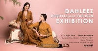 Dahleez Lifestyle and Fashion Exhibition at Jaipur - BookMyStall