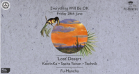 Everything Will Be OK | Lost Desert & Residents