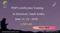 PMP Online Certification Training Course in Dammam, Saudi Arabia
