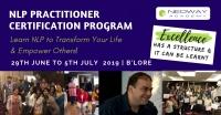 NLP Practitioner Certification Program