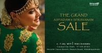 The Grand ASHADAM & SHRAVANAM Sale at Vizag - BookMyStall