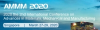 2020 the 2nd International Conference on Advances in Materials, Mechanical and Manufacturing (AMMM 2020)