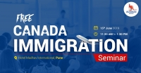 Biggest FREE Seminar on Canada Immigration