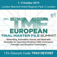 8th European Trial Master File Summit