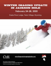 Winter Imaging Update in Jackson Hole