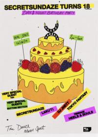 Secretsundaze Day & Night Birthday Party