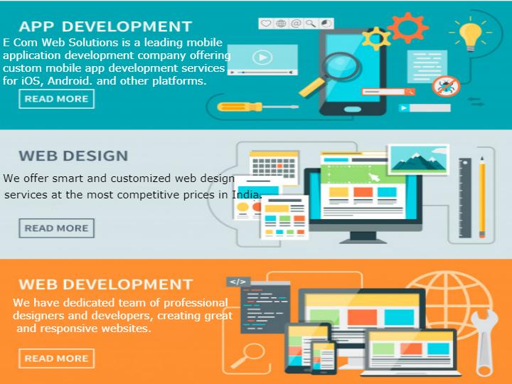 Get 50 Off On Website Development E Com Web Solutions Business