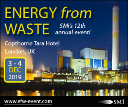 Energy from Waste 2019, London, United Kingdom