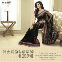 Handloom Expo cum Sale at TTD, Hyderabad - BookMyStall
