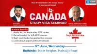 Canada Study Visa Seminar
