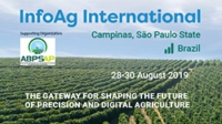 InfoAg International Conference And Exhibition, August 2019, Brazil