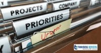 Setting your work priorities straight: how to manage time and work effectively