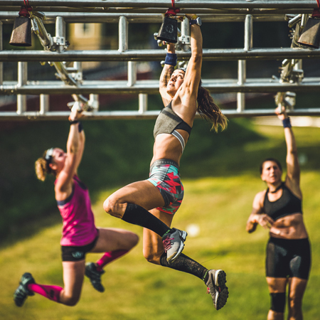 Spartan Race Seattle North Super and Sprint 2020 at Meadow Wood Equestrian Center, Snohomish, Washington, United States