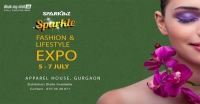 Sparkle Fashion & Lifestyle Expo at Gurgaon - BookMyStall