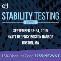 Stability Testing Summit