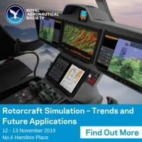 Rotorcraft Simulation - Trends and Future Applications in London - Nov 2019
