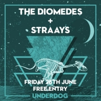 The Diomedes and Straays at The Underdog London