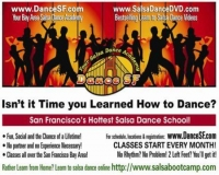 Learn to Salsa Summer Series - 4 Week Salsa Dance Lessons & Parties