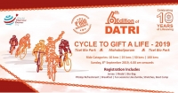 DATRI CYCLE TO GIFT A LIFE