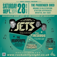 Rockabilly Night Live 2: The Jets Plus Special Guests