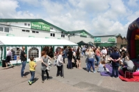 Fun for the whole family at  Covers Summer Fayre