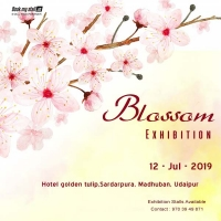 Blossom Premium Lifestyle Exhibition at Udaipur - BookMyStall