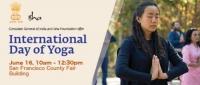 Celebrate International Yoga Day in San Francisco