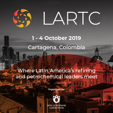 Latin America Refining Technology Conference (LARTC), Cartagena, Bolivar, Colombia