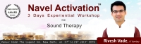 DNA n NAVEL Activation for Prosperity with Sound Waves