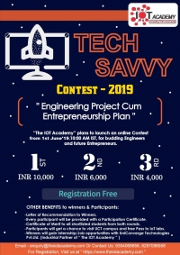 Tech Savvy Contest - 2019
