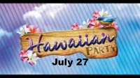 An Evening in Hawaii - Singles Dance & Speed Dating Party