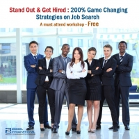 Stand Out & Get Hired: 200% Game Changing Strategies for Job Search