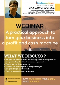A PRACTICAL APPROACH TO TURN YOUR BUSINESS INTO PROFIT AND CASH MACHINE