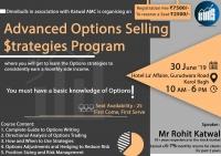 Advanced Options Selling Strategies Workshop