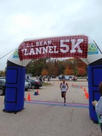 LL Bean Flannel 5k - September 2019, Albany, NY