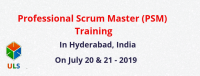 PSM  Certification Training Course Hyderabad, India