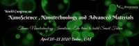World Congress on NanoScience, Nanotechnology and Advanced Materials
